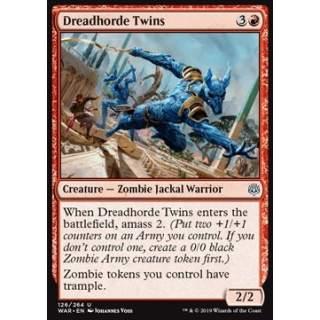 Dreadhorde Twins - FOIL