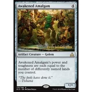 Awakened Amalgam - PROMO FOIL