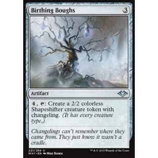 Birthing Boughs - FOIL