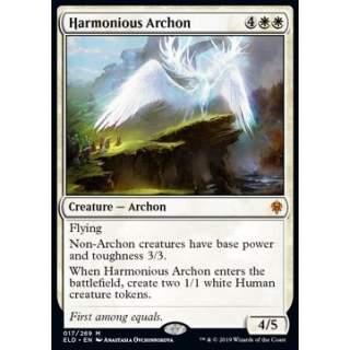 Harmonious Archon - FOIL