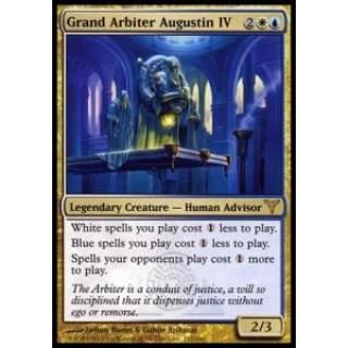 Grand Arbiter Augustin IV