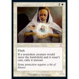 Containment Priest - PROMO