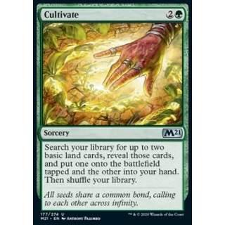 Cultivate - FOIL