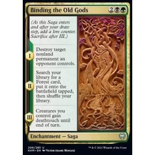 Binding the Old Gods