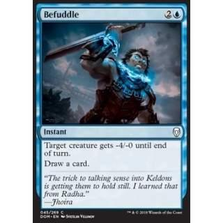 Befuddle