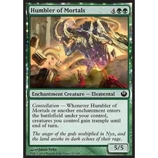 Humbler of Mortals - FOIL