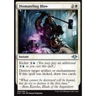 Dismantling Blow