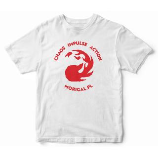 Koszulka - Mana Symbol - Red
