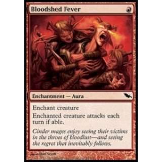 Bloodshed Fever - FOIL