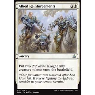 Allied Reinforcements - FOIL