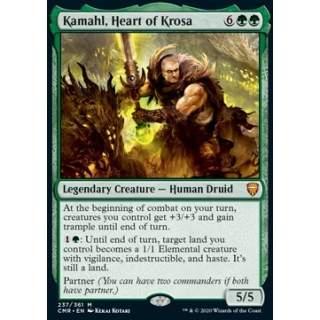 Kamahl, Heart of Krosa