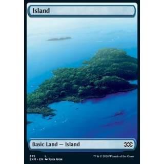 Island (V.1) - PROMO FOIL