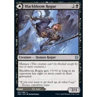 Blackbloom Rogue // Blackbloom Bog - FOIL