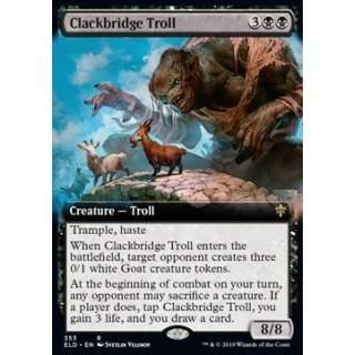 Clackbridge Troll - PROMO