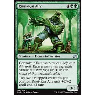 Root-Kin Ally