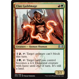 Clan Guildmage - FOIL