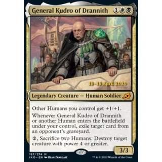 General Kudro of Drannith (V.2) - PROMO FOIL