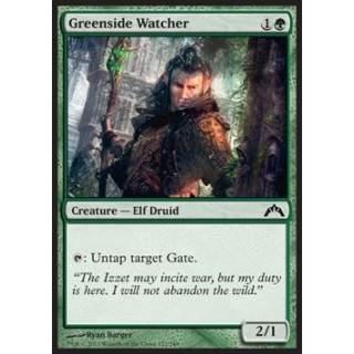 Greenside Watcher