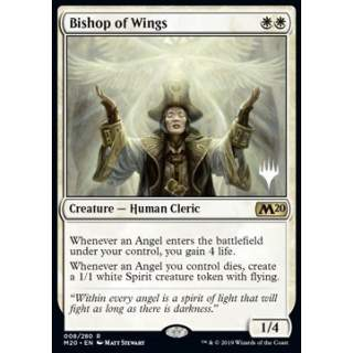 Bishop of Wings (Version 1) - PROMO FOIL