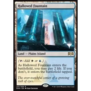 Hallowed Fountain - PROMO FOIL