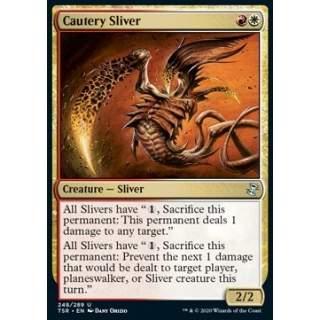 Cautery Sliver - FOIL
