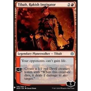 Tibalt, Rakish Instigator