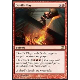 Devil's Play - FOIL