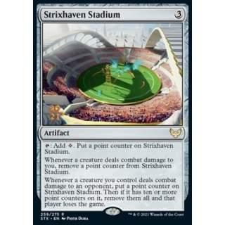 Strixhaven Stadium - PROMO FOIL