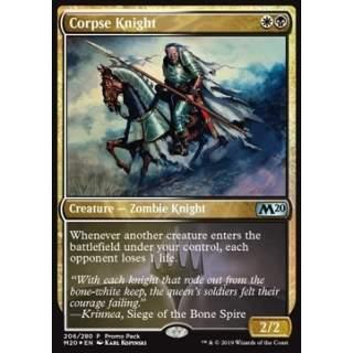 Corpse Knight - PROMO FOIL