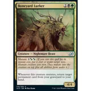 Boneyard Lurker - FOIL
