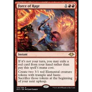 Force of Rage