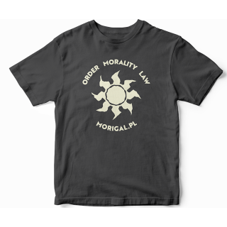 Koszulka - Mana Symbol - White