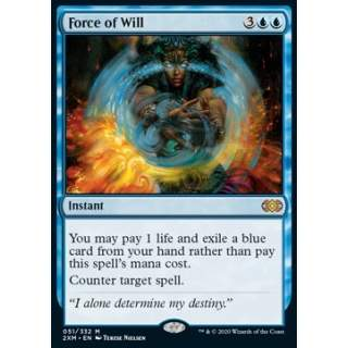 Force of Will - FOIL