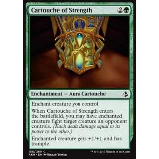 Cartouche of Strength