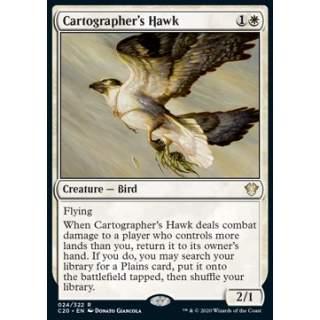 Cartographer's Hawk