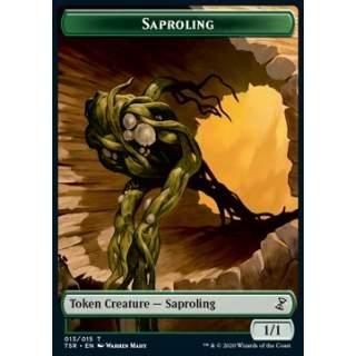 Saproling Token (Green 1/1)