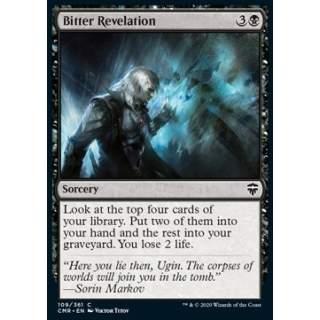 Bitter Revelation - FOIL