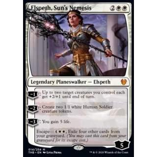 Elspeth, Sun's Nemesis - FOIL