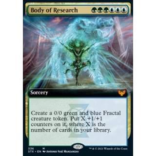 Body of Research - PROMO FOIL