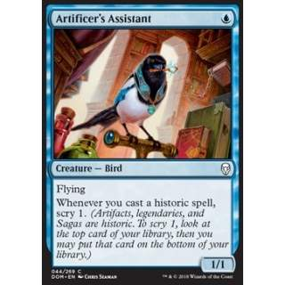 Artificer's Assistant