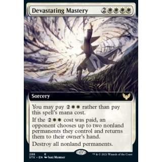 Devastating Mastery - PROMO FOIL