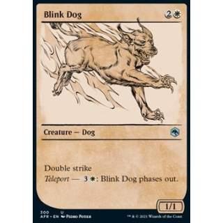 Blink Dog - PROMO FOIL