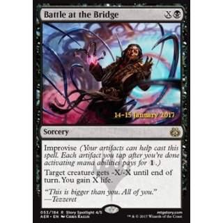 Battle at the Bridge - PROMO FOIL
