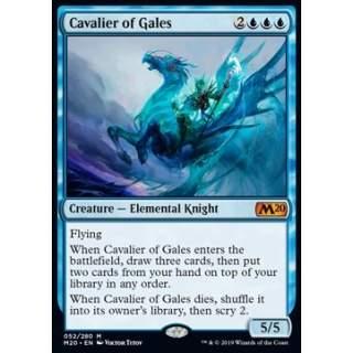 Cavalier of Gales - FOIL