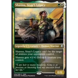Shanna, Sisay's Legacy - FOIL