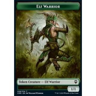 Elf Warrior Token (Green 1/1)