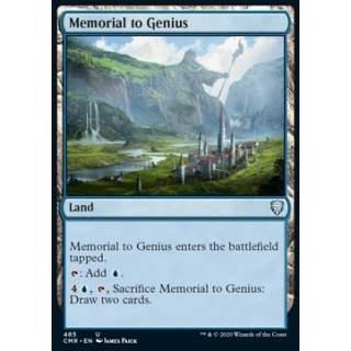 Memorial to Genius - PROMO