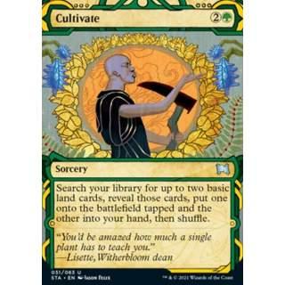 Cultivate (V.3) - FOIL