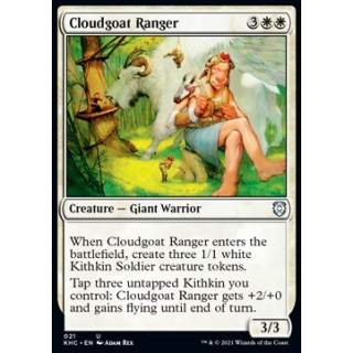Cloudgoat Ranger
