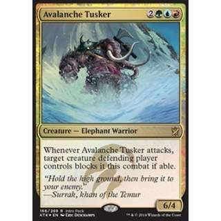 Avalanche Tusker (Version 2) - PROMO FOIL